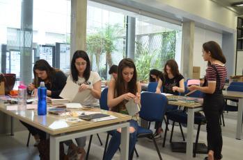 Realizamos um lindo trabalho em conjunto com a professora Danusa Oliveira e sua turma de Tecnologia e Processos II do Curso de Design (PUCRS)