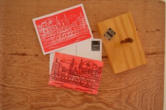 Oficina Arte Postal em Carimbos com Yris Tanaka. Fuzina Oficinas. Porto Alegre.